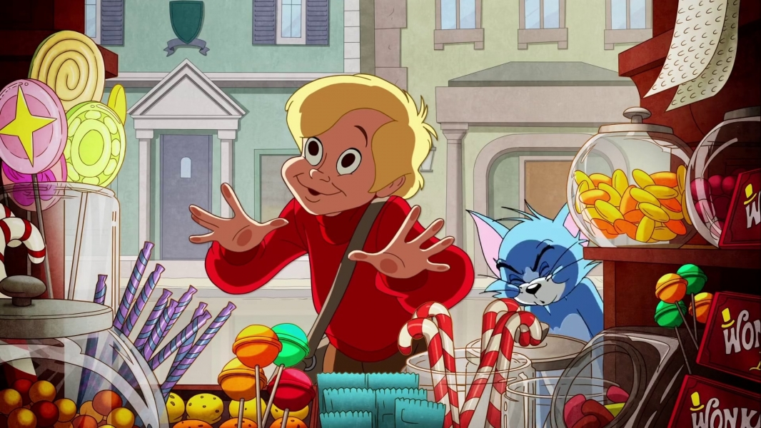 Watch Tom and Jerry: Willy Wonka and the Chocolate Factory ...